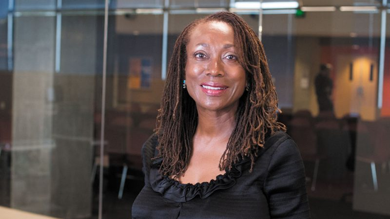 Retha Hill, the director of the New Media Innovation and Entrepreneurship Lab at Arizona State University's Walter Cronkite School of Journalism and Mass Communication, is using a grant from the Online News Association to help Black women professors learn the benefits of immersive technology in journalism.