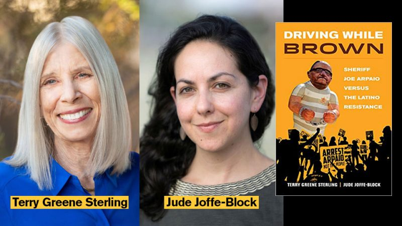 A Cronkite professor teamed up with a fellow investigative journalist to report and write a book that follows the story of Sheriff Joe Arpaio's relentless immigration enforcement and its effects on Maricopa County, Arizona