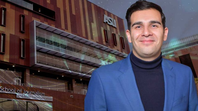 Juan Mundel, a researcher with deep experience in Latin America and Europe and an expansive network at universities on both sides of the Atlantic, has been named director of Global Initiatives and associate professor at the Walter Cronkite School of Journalism and Mass Communication.