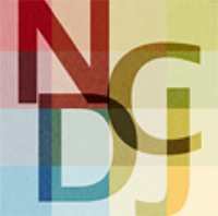 NCDJ logo