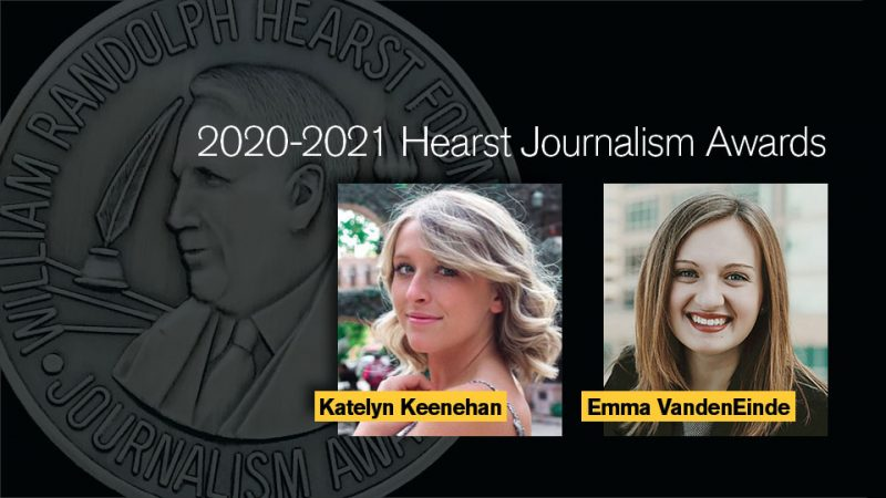 Cronkite Finishes Among Top Schools in Hearst Awards
