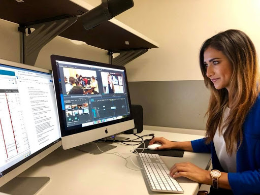 RWJF student edits video package about disparities in suicides.