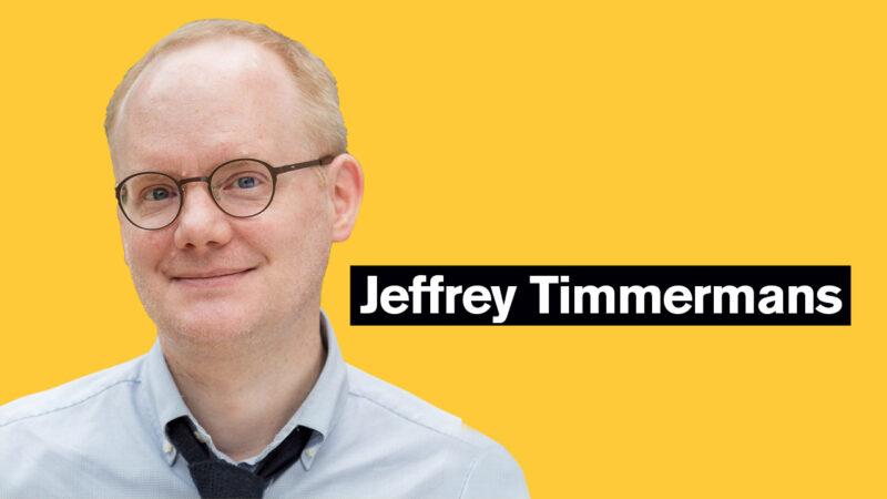Jeffrey Timmermans