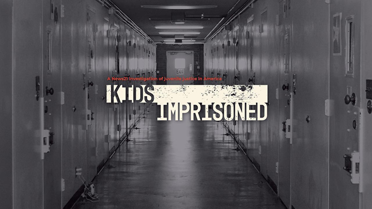 Kids Imprisoned
