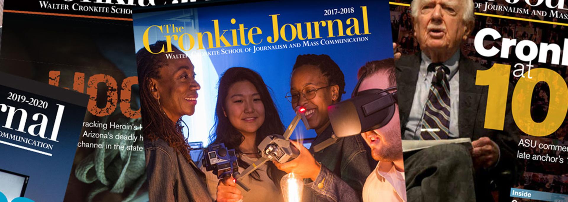 Cronkite Journal Hero