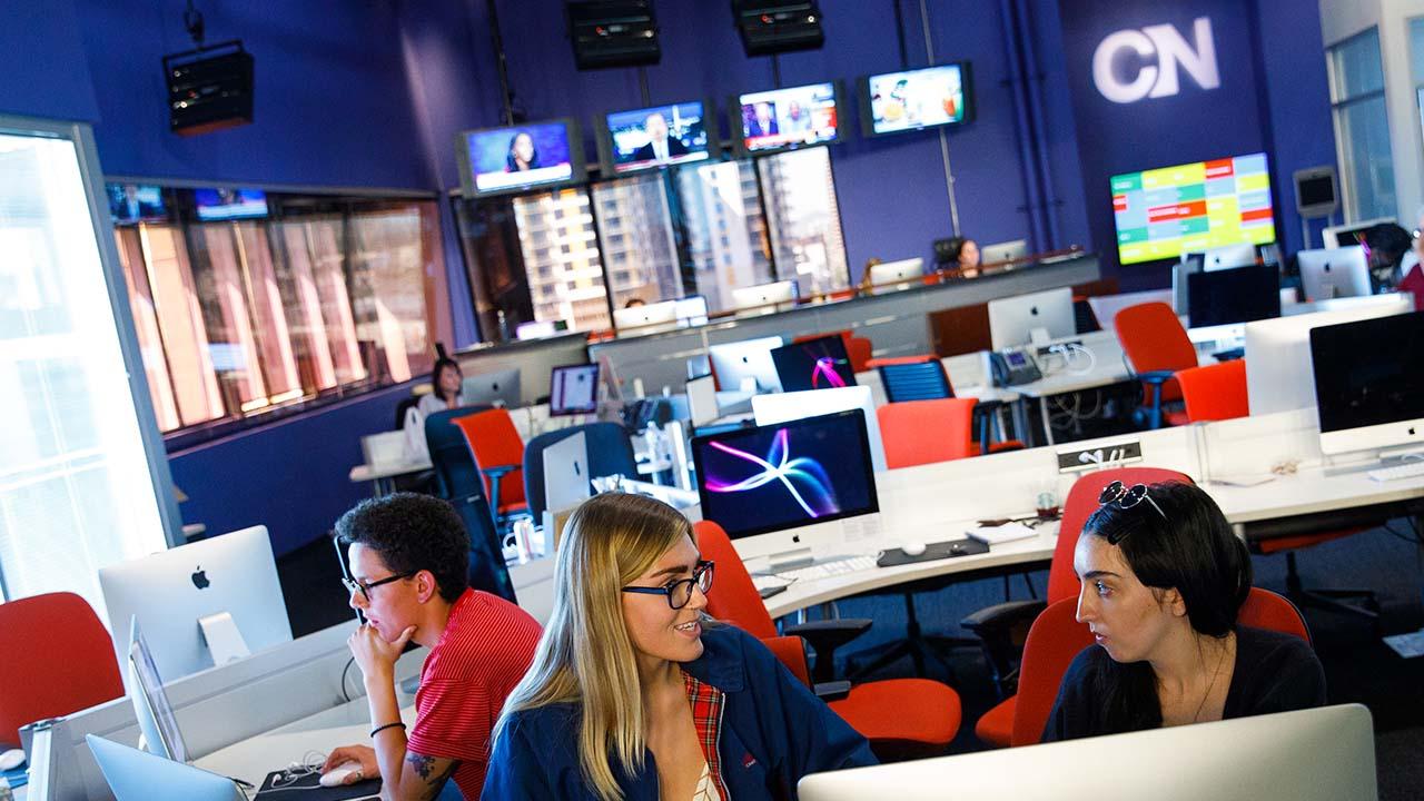 Cronkite News Room