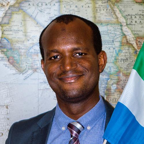 Mohamed Asmieu Bah